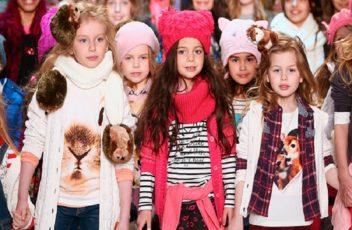 Детская мода – наиболее популярные вещи этого сезона